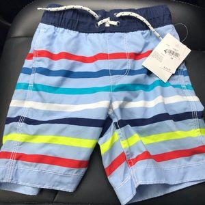 Gap Kids Boys XS Swim Suit Shorts